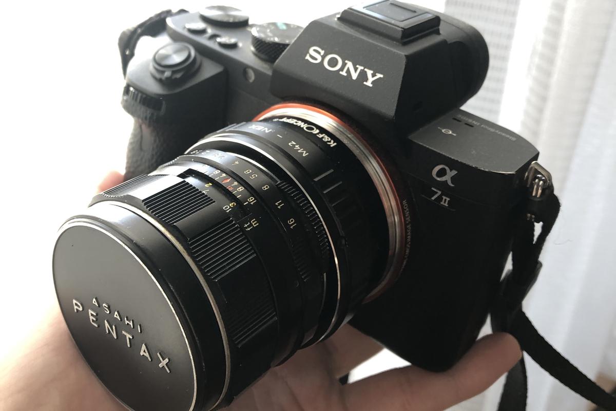 写真:Sony α7 Ⅱ
