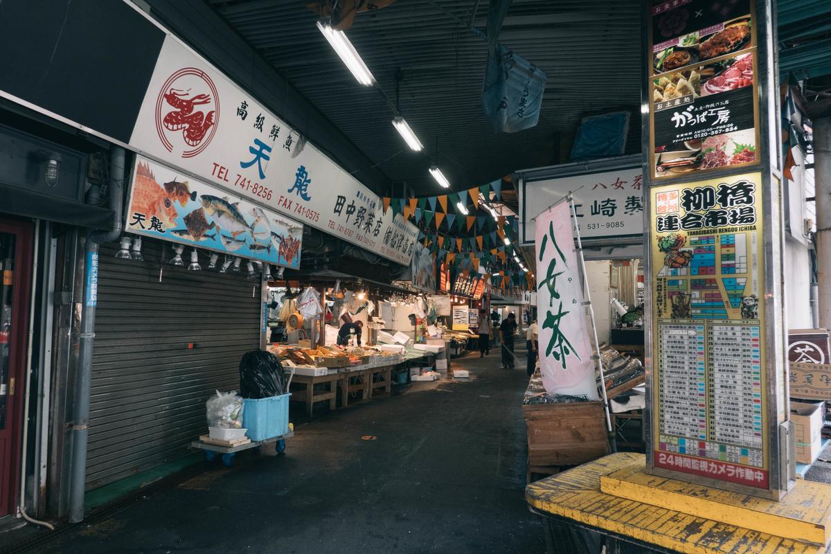 写真:柳橋連合市場