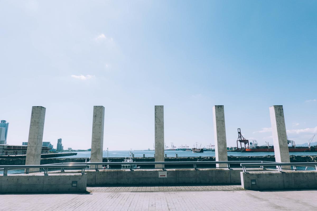 写真:マーメイド広場
