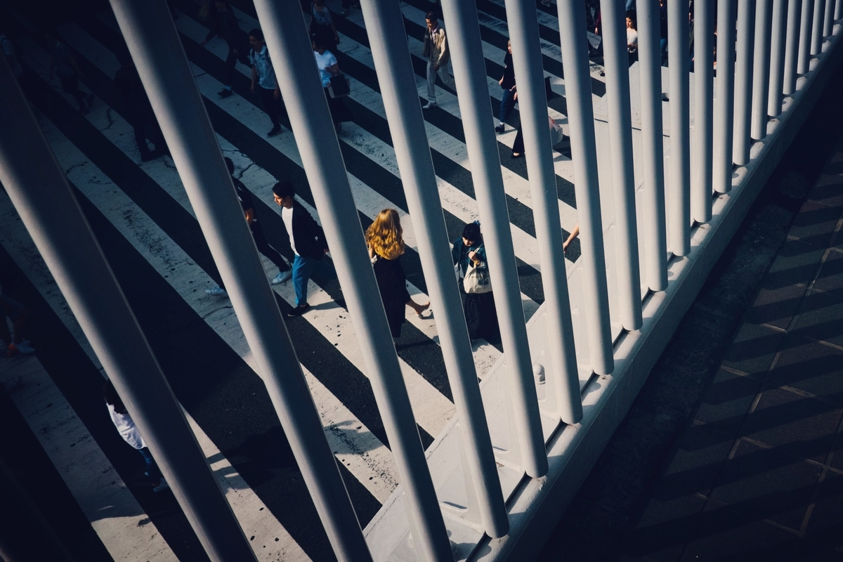 写真:大阪駅周辺