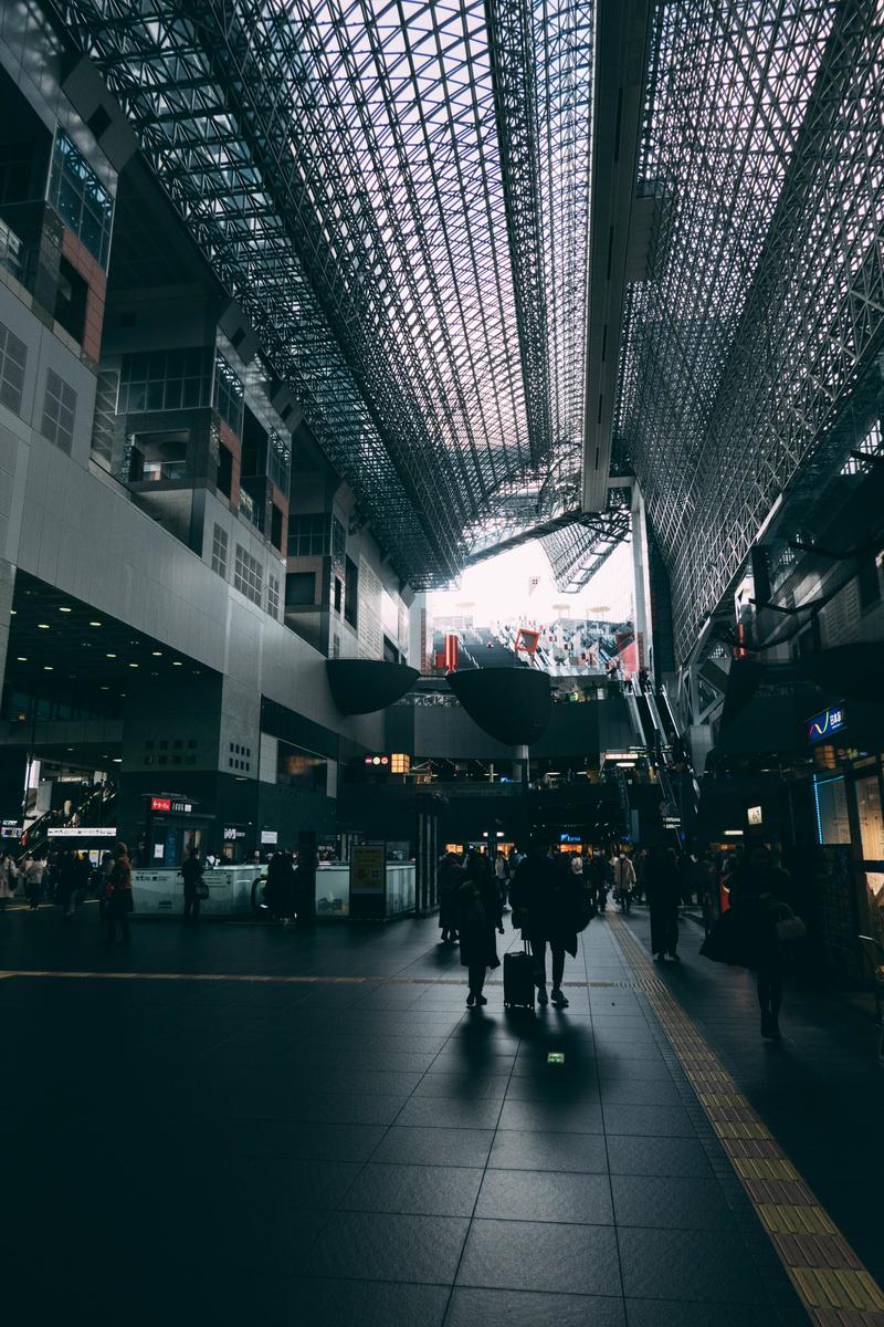 写真:京都駅