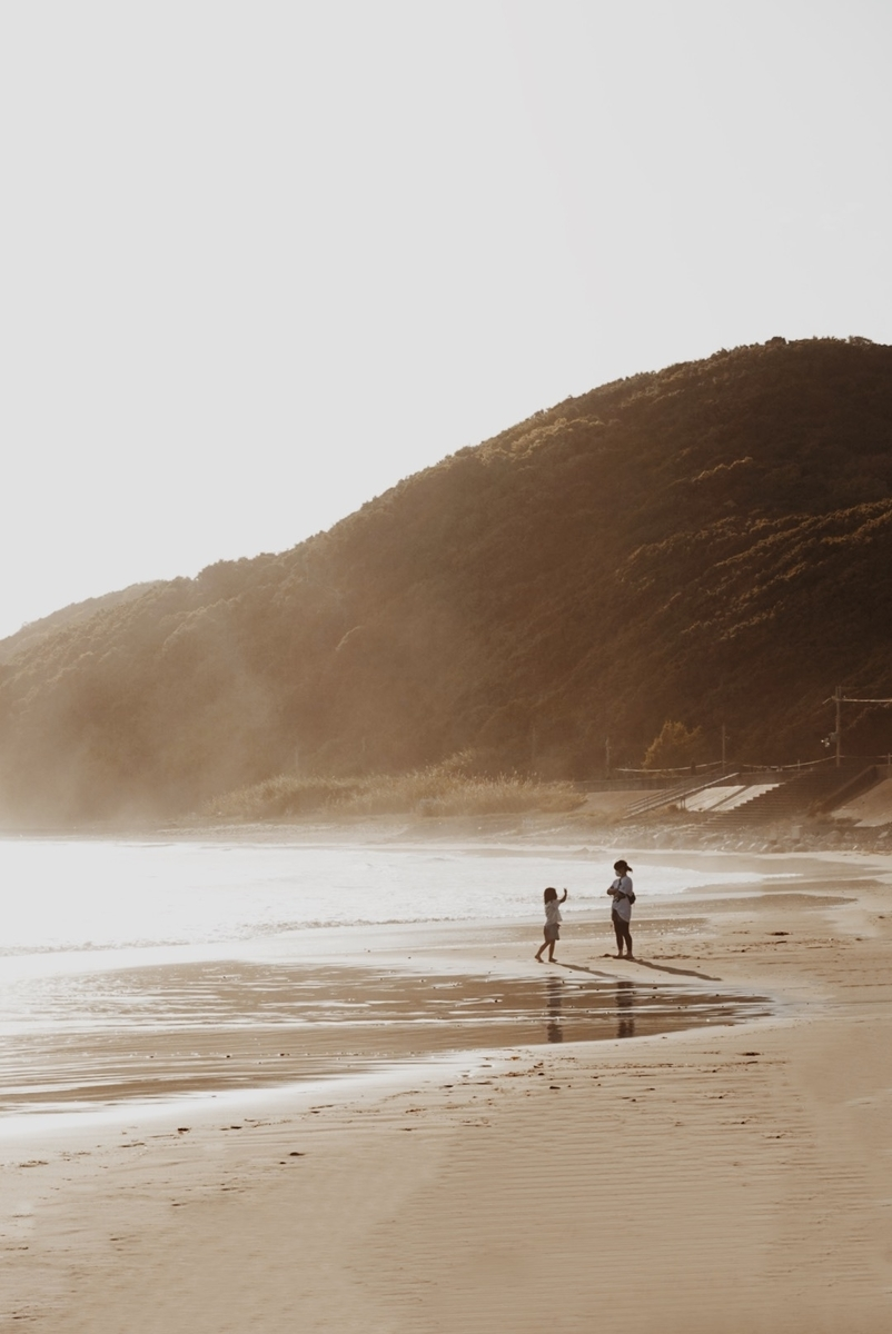 RX100で撮った海
