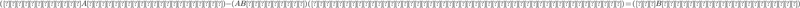 {  (データ点Aの位置ベクトル) - (ABの長さ)(分割超平面に直交する単位ベクトル) = (点Bの位置ベクトル)   }