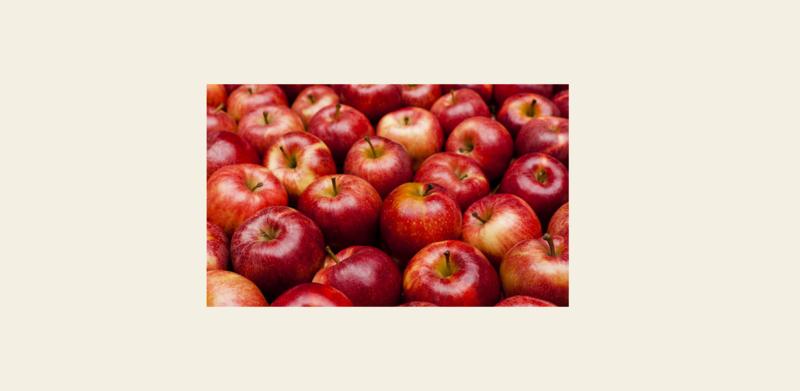コンテクストの例-1:「リンゴの画像」というコンテンツ