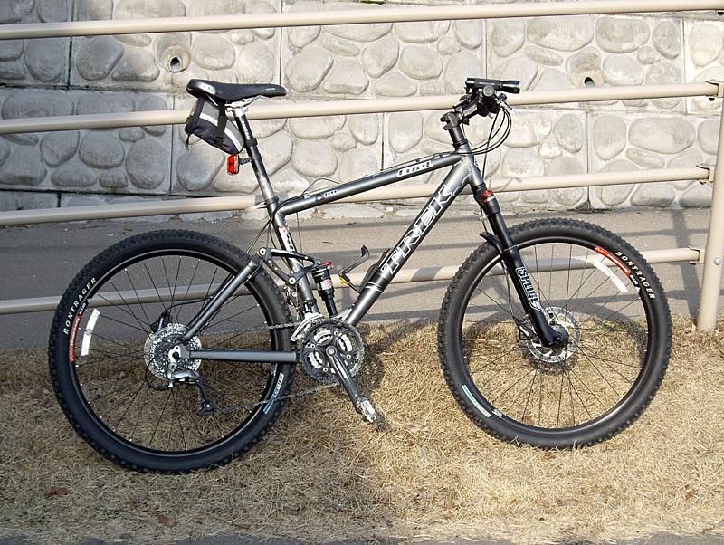 TREK Fuel80 2003