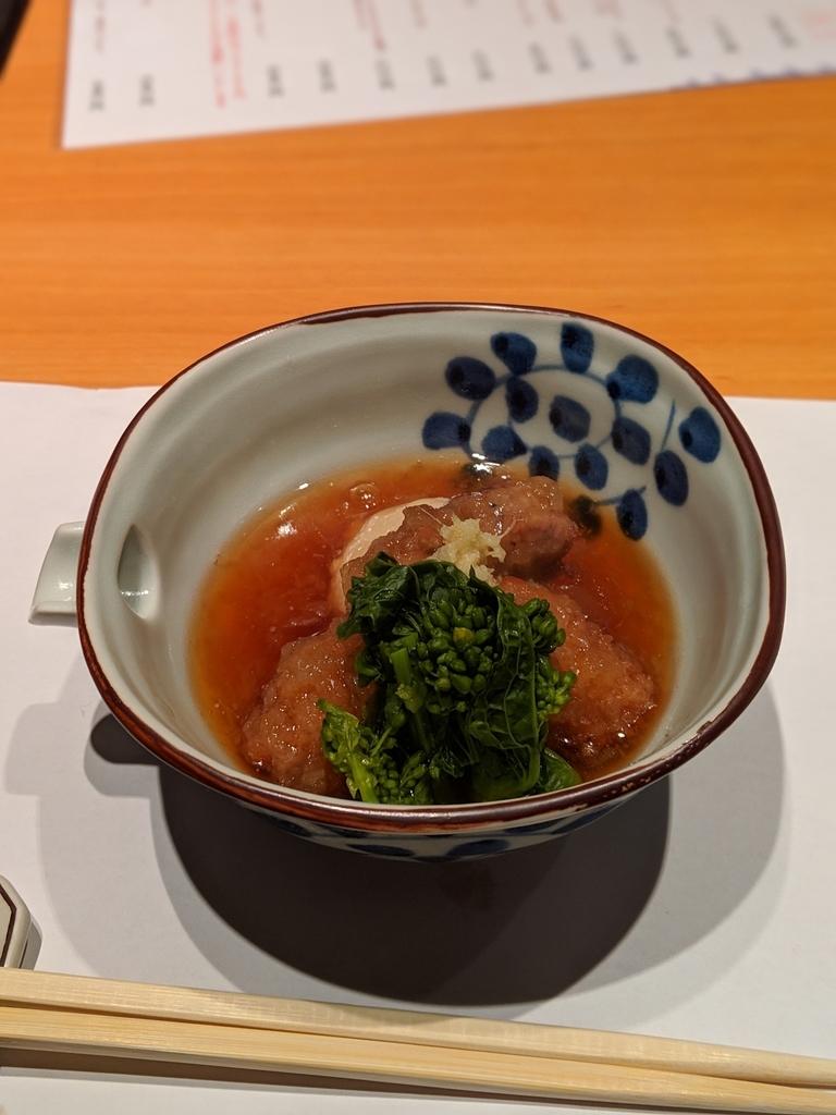すっぽんスープを使った季節の料理