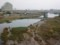 多摩川なう。