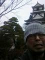 高知城ねんまつで休みだった