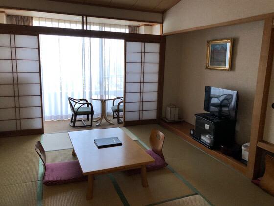 ベネフィットステーション熱海伊豆山の客室