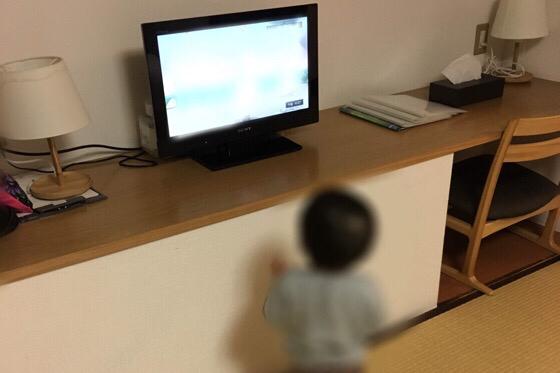 パークス吉野のテレビ台