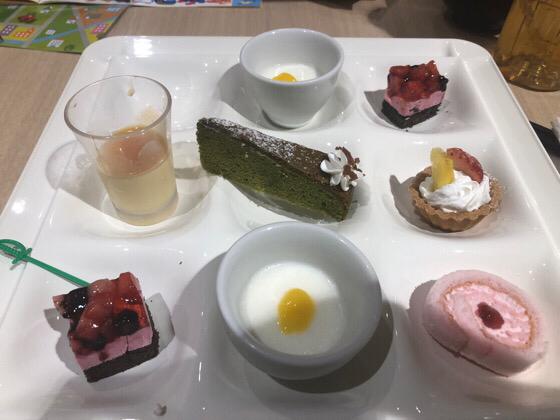 グリーンプラザ箱根のデザート