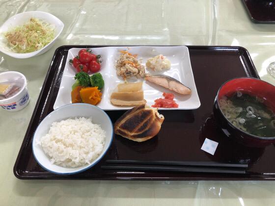 焼石クアパークひめかゆの朝食