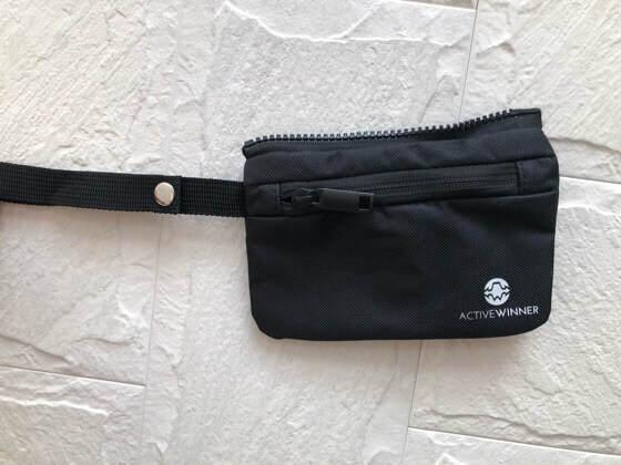 アクティブウィナーのベビーカーバッグの取り外し可能のポーチ