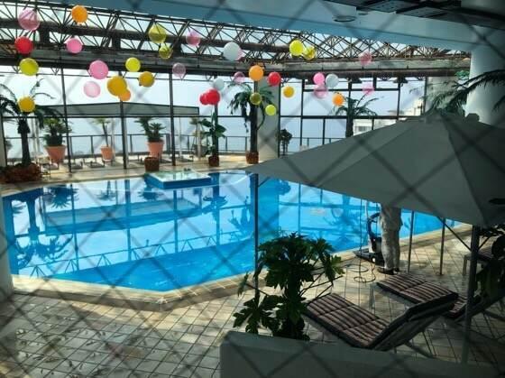 伊豆熱川温泉ホテルカターラにあるプール