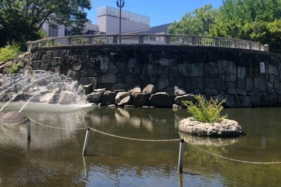 神奈川県相模原市にある相模大野中央公園