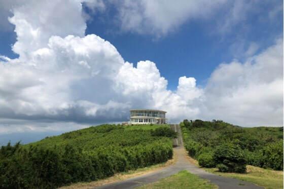 箱根と熱海にある十国峠のケーブルカー