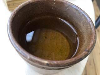 南足柄の道の駅金太郎のふるさとで飲める無料の足柄茶
