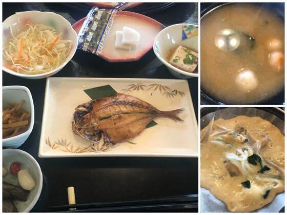 ベネフィットステーション箱根宮城野の朝食
