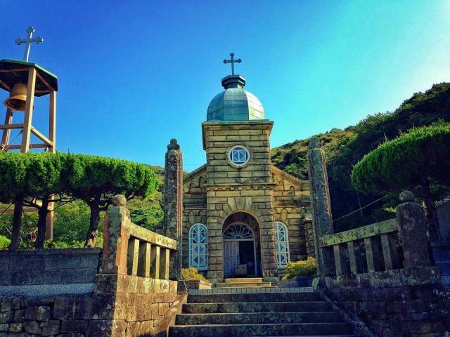 五島列島 頭ヶ島の教会