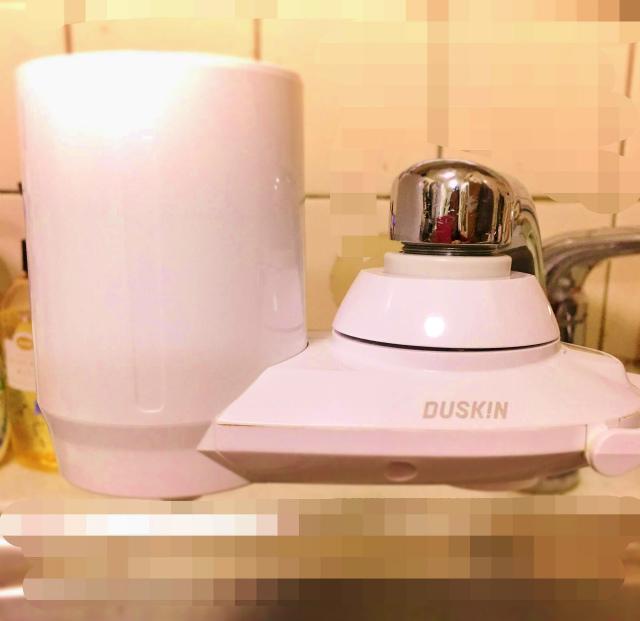 ダスキンのおいしい水が作れる浄水器