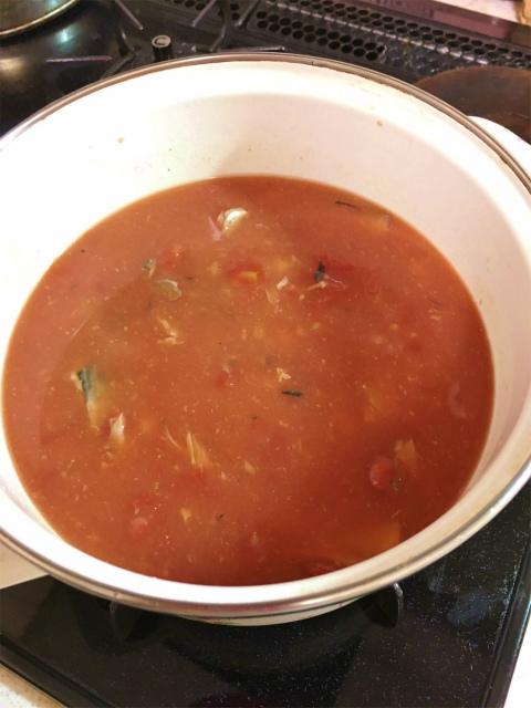 さば缶トマトカレーの作り方