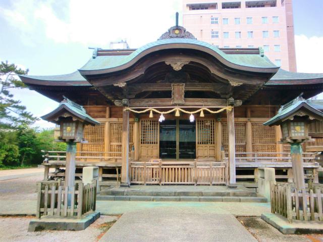 島根県松江 須江都久神社