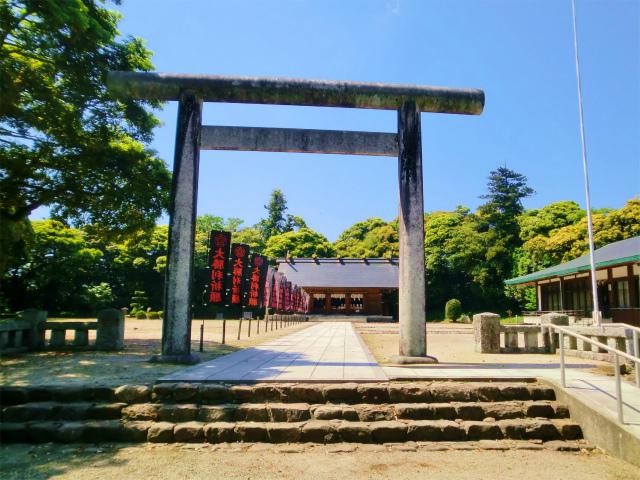 島根県 松江護国神社