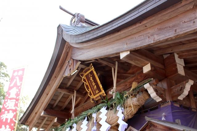 松江 八重垣神社