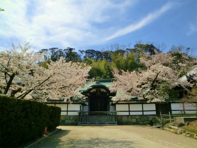 京都八幡市 正法寺