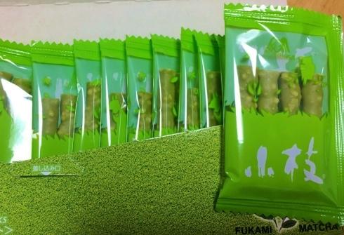 森永小枝の抹茶