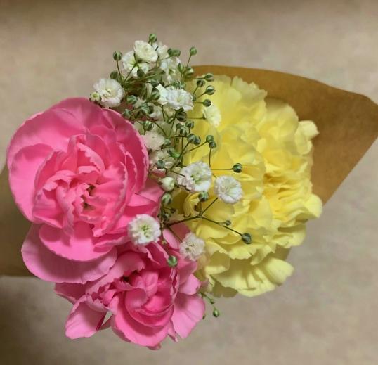 ペット供養のお花