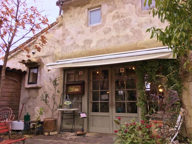 桑名市観光で見つけた隠れ家カフェ