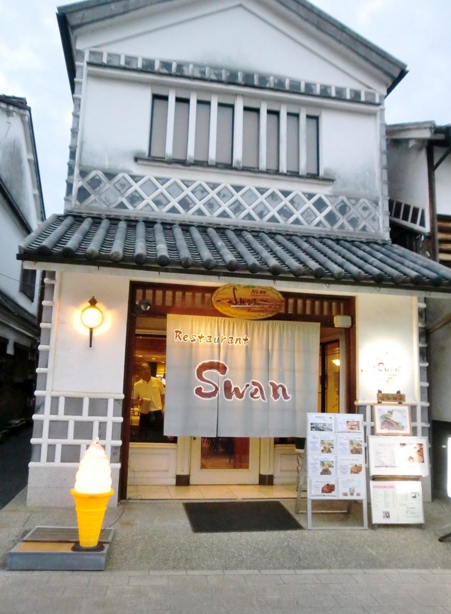 レストラン Swan