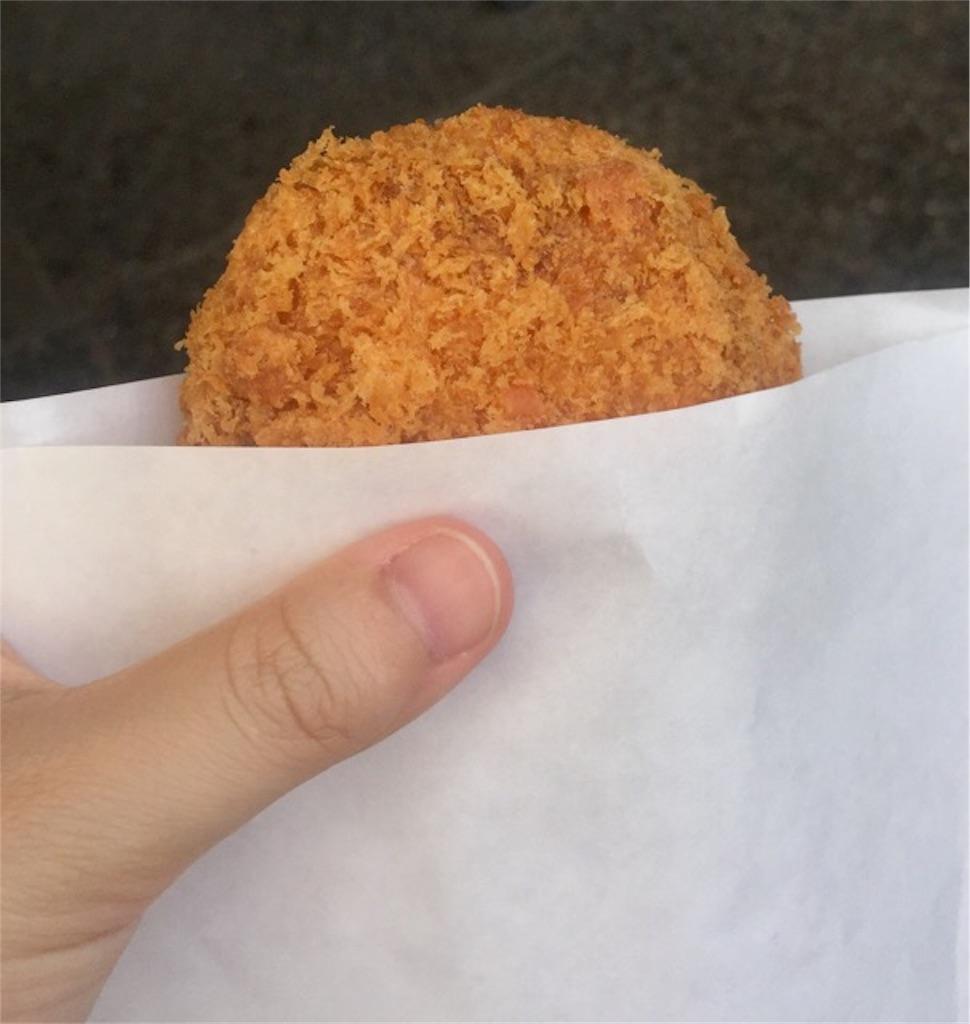 倉敷の金賞コロッケ