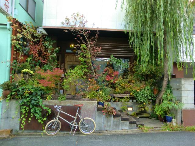 京都のカフェ猫町