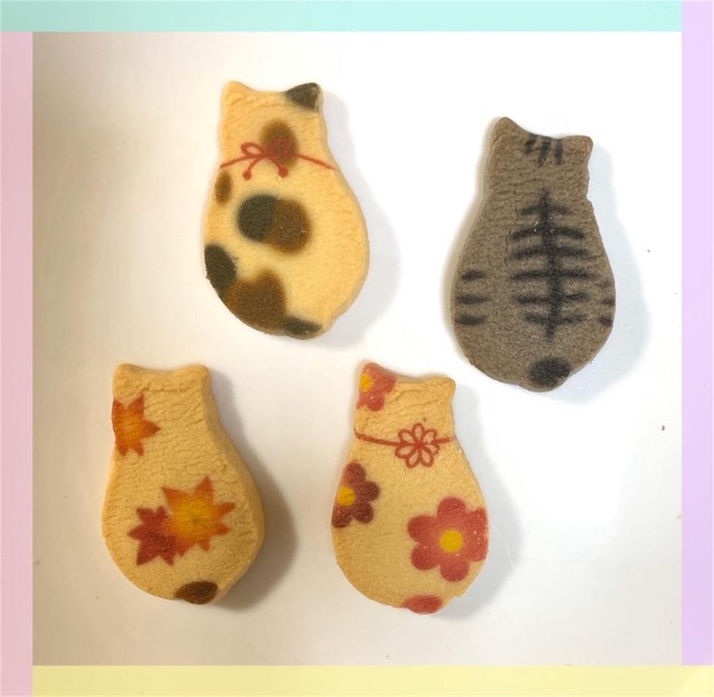 京の猫さんくっきー