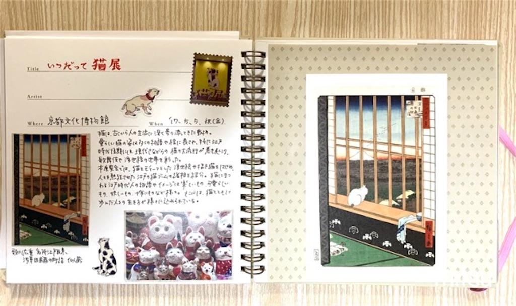 美術鑑賞のノート