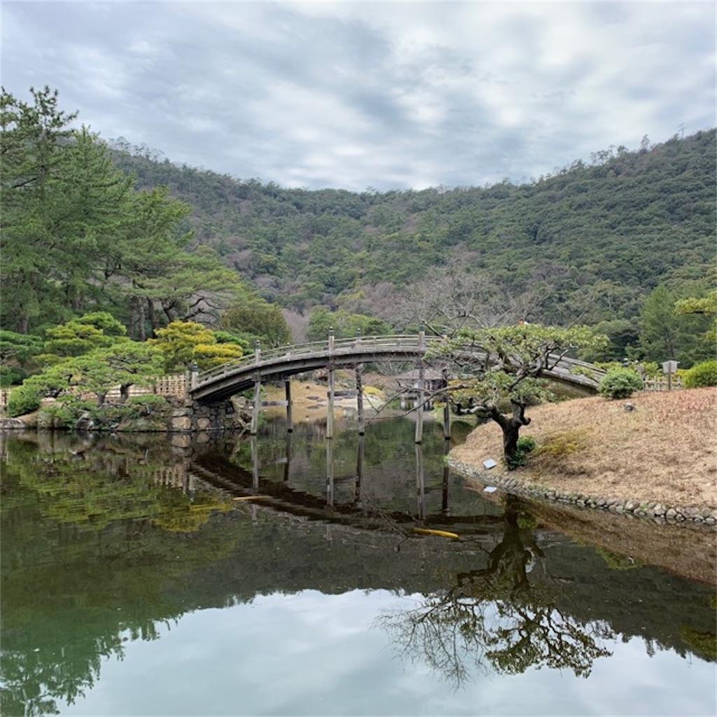 香川の栗林公園