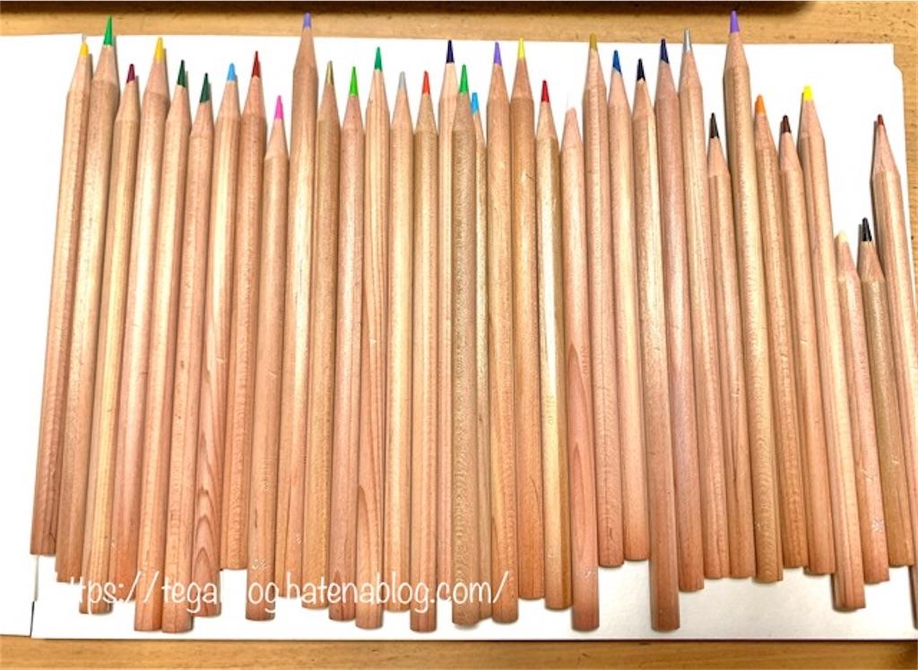 無印良品の色鉛筆を使った感想は?
