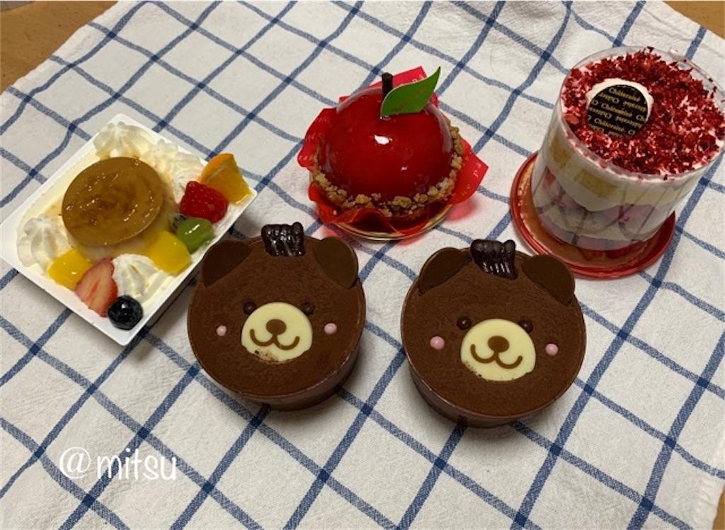 シャトレーゼで見つけた子どもも女子も喜ぶかわいいケーキ