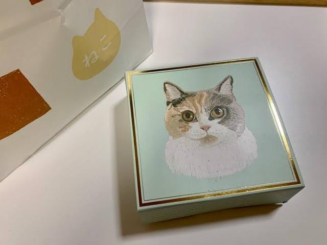 猫型チーズケーキ「にゃんチー」も食べてみた