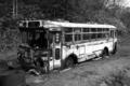 いすゞの廃バス