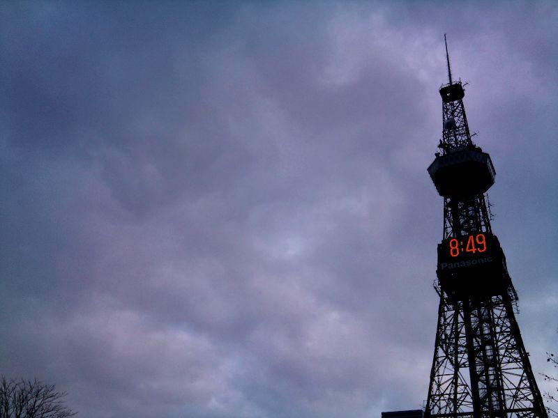 20101208_テレビ塔