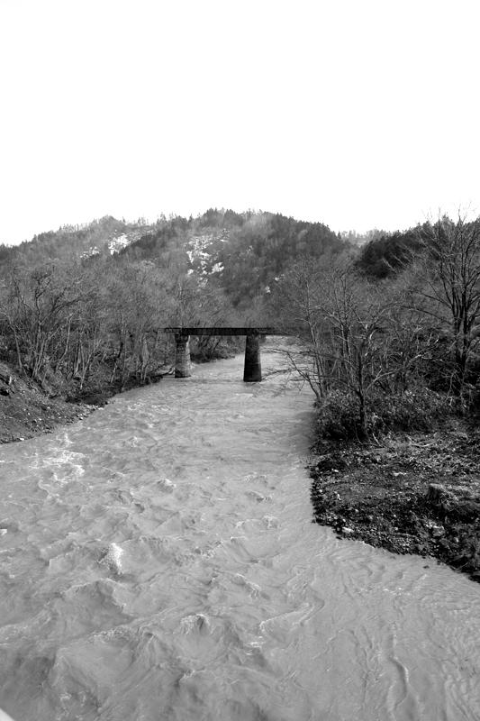 第一築別川橋梁