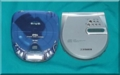 携帯型CD再生装置
