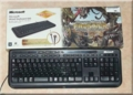 M$ Wired Keyboard 600 ANB-00036