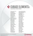 Cubase Elements 8.0.35