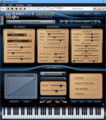 Pianoteq 5.8.0でデモ版なGrotrian Concert Royal grand piano