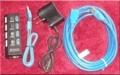 USB 3.0なハブと3m延長ケーブル