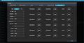 各弦に個別のプログラムチェンジ